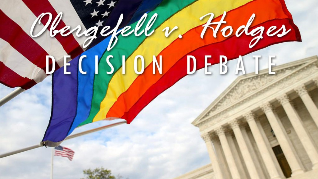 an analysis of obergefell v hodges Established equal protection analysis nor otherwise address the three levels of constitutional scrutiny that the court has used in other equal protection cases summary of obergefell v hodges, __ us __ (june 26, 2015) gammon & grange, pc.