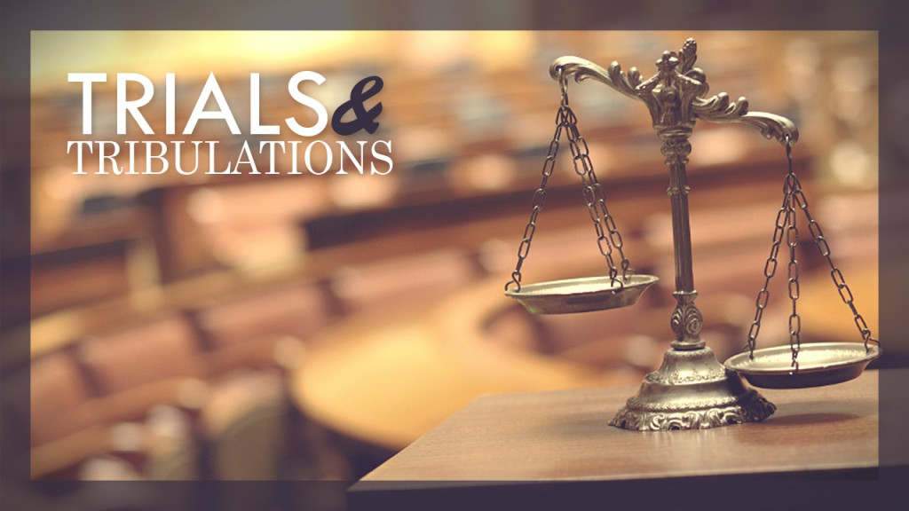 Image result for trials and tribulations images