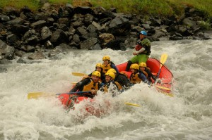white water rafting in interlaken