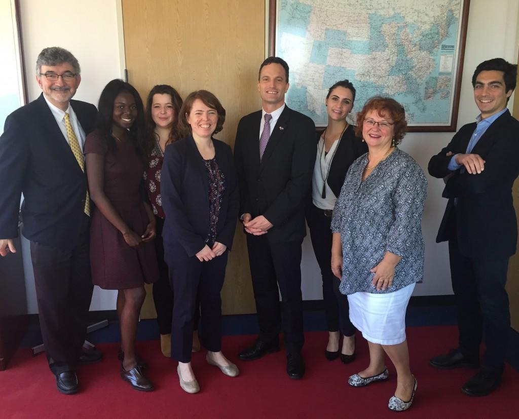 Consulat de France NOLA - 7 avril 2016