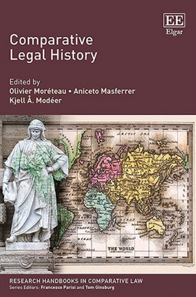Comparative Legal History, book front cover