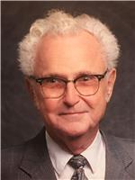 Photo of Professor George Pugh (1925-2020)